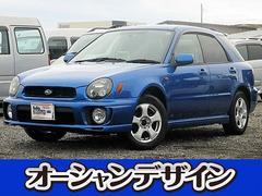 新潟県の中古車ならインプレッサスポーツワゴン DVDナビ ETC キーレス
