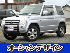 新潟県の中古車ならパジェロミニ VR 4WD HDDナビ DVD再生