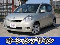 新潟県の中古車ならパッソ G 4WD スマートキー CD