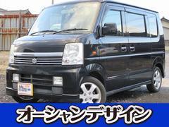 新潟県の中古車ならエブリイワゴン JP 4WD ETC キーレス