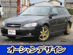 新潟県の中古車ならレガシィツーリングワゴン 2.0i Bスポーツ 4WD DVDナビ