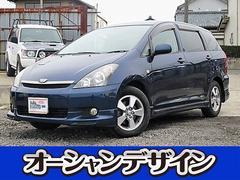 新潟県の中古車ならウィッシュ X ETC アルミ HID