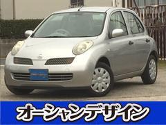 新潟県の中古車ならマーチ 12c キーレス CD