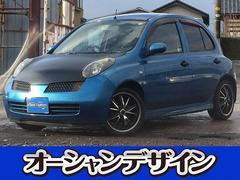 新潟県の中古車ならマーチ 12SR DVDナビ 5MT