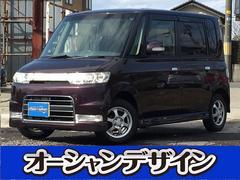 新潟県の中古車ならタント カスタムL スマートキー CD