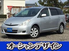 新潟県の中古車ならウィッシュ X  DVDナビ ETC キーレス