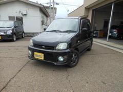 新潟県の中古車ならプレオ LSリミテッド 4WD