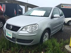 新潟の中古車 フォルクスワーゲン VW ポロ 車両価格 40万円 リ済込 2006年 6.3万K グレーII
