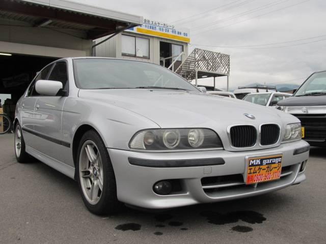 BMW 5シリーズ 525i Mスポーツ ディーラー車 ETC ナ...