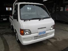 新潟県の中古車ならサンバートラック ベースグレード 4WD 5速マニュアル