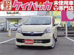 新潟県の中古車ならプレオプラス L 届出済未使用車 純正CDデッキ ヒルホールドシステム