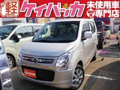 新潟県の中古車ならフレア XG 届出済未使用車 オーディオレス D席シートヒーター