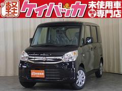 新潟県の中古車ならスペーシア Gリミテッド 届出済未使用車 デュアルカメラブレーキサポート