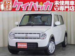 新潟県の中古車ならアルトラパン L 届出済未使用車 アイドリングストップ シートヒーター