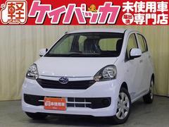 新潟県の中古車ならプレオプラス F 届出済未使用車 純正CDデッキ アイドリングストップ