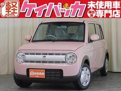新潟県の中古車ならアルトラパン L 届出済未使用車 レーダーブレーキサポート スマートキー
