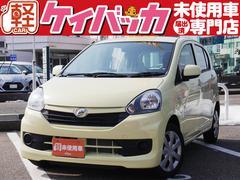 新潟県の中古車ならミライース L 届出済未使用車 純正CDデッキ アイドリングストップ