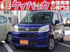 新潟県の中古車ならムーヴ L 届出済未使用車 アイドリングストップ 横滑り防止機能