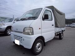キャリイトラックKC 4WD 5速マニュアル 幌付