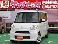 新潟県の中古車ならタント L 届出済未使用車 オーディオレス キーレス