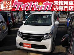 新潟県の中古車ならN−WGN G 届出済未使用車 オーディオレス