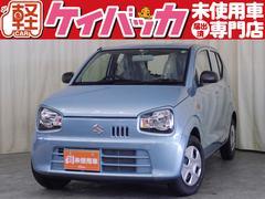 新潟県の中古車ならアルト L 届出済未使用車 CDデッキ D席シートヒーター ESP