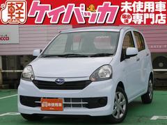 新潟県の中古車ならプレオプラス F 届出済未使用車 エコアイドル 純正CDデッキ