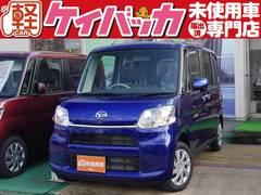 新潟県の中古車ならタント L 届出済未使用車 アイドリングストップ  横滑り防止装置