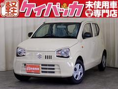 新潟県の中古車ならアルト F 届出済未使用車 横滑り防止機能 純正CDデッキ ABS