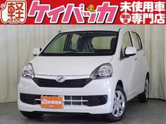 新潟県の中古車ならミライース L 届出済未使用車 アイドリングストップ 純正CDデッキ
