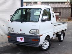 ミニキャブトラックVXスペシャルエディション 4WD 5MT パワステ ラジオ