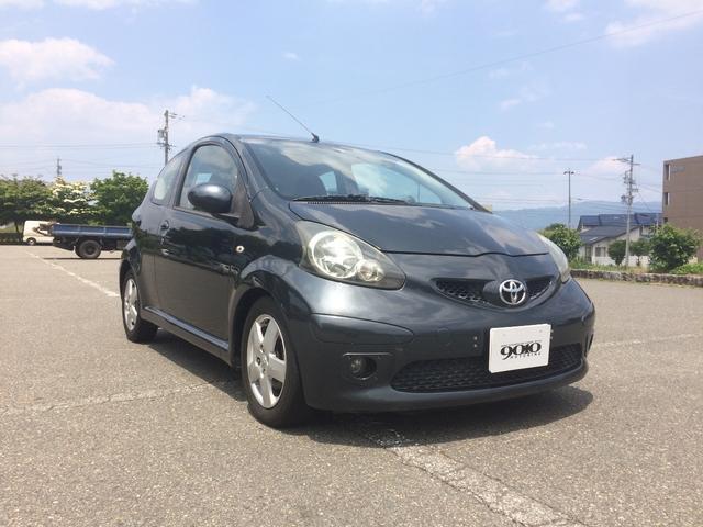 トヨタ アイゴ AYGO VVTi SPORT 左ハンドル