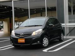新潟県の中古車ならヴィッツ ジュエラ 純正メモリナビ ETC