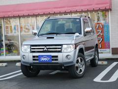 新潟県の中古車ならパジェロミニ エクシード 4WD CDデッキ 純正AW