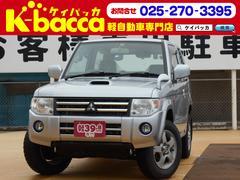 パジェロミニZR ターボ 4WD 5MT シートヒーター