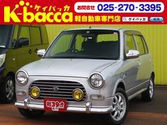 新潟県の中古車ならミラジーノ ミニライトスペシャル メモリアルエディション CDデッキ