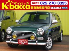 新潟県の中古車ならミラジーノ ミニライトスペシャル CDデッキ 純正AW
