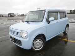 新潟県の中古車ならアルトラパン G HDDナビ ワンセグ ETC車載器