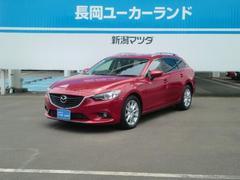 新潟県の中古車ならアテンザワゴン XD Lパッケージ
