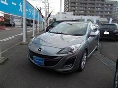 新潟県の中古車ならアクセラスポーツ 20Sナビエディション