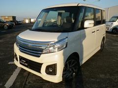 新潟県の中古車ならスペーシアカスタム 4WD XS