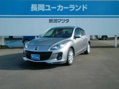 新潟県の中古車ならアクセラ 20E スカイアクティブ
