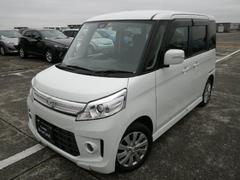 新潟県の中古車ならフレアワゴンカスタムスタイル XS 4WD 左側電動スライドドア メモリーナビ ワンセグ