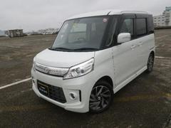 新潟県の中古車ならフレアワゴンカスタムスタイル 4WD XT