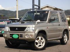 パジェロミニリンクスV 4WD ターボ タイベル交換済み キーレス