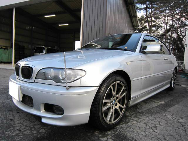 BMW 3シリーズ 318Ci赤革シート バックカメラ 地デジ (...