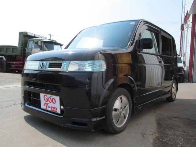 ホンダ ターボ コラムAT キーレス CDオーディオ ETC車載器