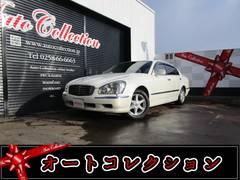 新潟の中古車 日産 シーマ 車両価格 19万円 リ済別 平成13年 8.4万K パールホワイト