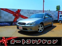 新潟の中古車 スバル レガシィツーリングワゴン 車両価格 9万円 リ済別 平成16年 13.8万K ダークグレー