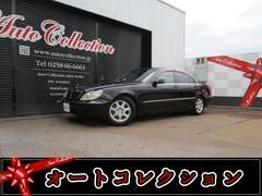 新潟の中古車 メルセデス・ベンツ M・ベンツ 車両価格 29万円 リ済別 2001年 7.8万K ブラック